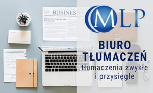 Biuro tłumaczeń MLP